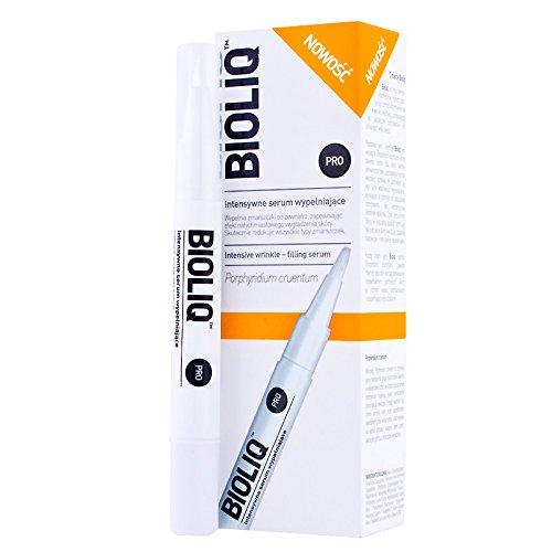 BIOLIQ SERUM – Intensive Wirkung gegen Falten – füllendes Serum, Hyaluronsäure & Kollagen