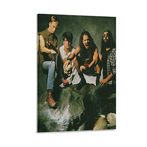 Póster de Soundgarden con 50 carteles y decoración de pared, diseño