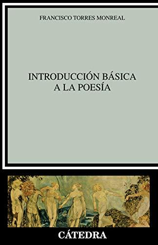 Introducción básica a la poesía (Crítica y estudios literarios)