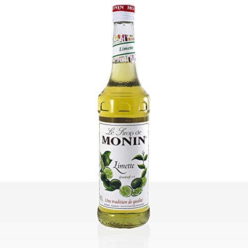 Monin Le Sirop de Monin Limette Sirup Flasche, 1er Pack (1 x 700 ml)