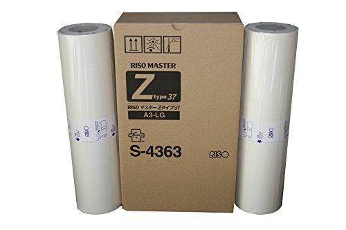 Riso S4363 película con transparencia - Película transparente (297 x 420mm, A3)