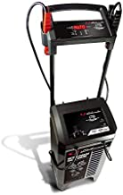 Schumacher Battery Charger with Engine Starter, Boost, and Maintainer - 250 Amp/40 Amp, 12V/24V - for Cars, Trucks, SUVs, Marine Vehicles, RVs