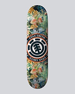 Element Floral Seal Evan 8.3