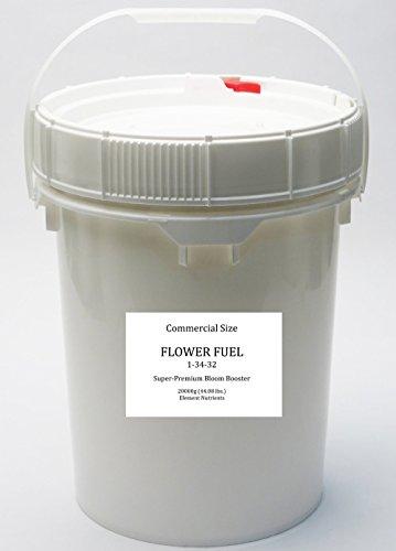 Flower Fuel 1-34-32, 20000g - The Best Bloom Booster for Bigger, Heavier Harvests (20000g)