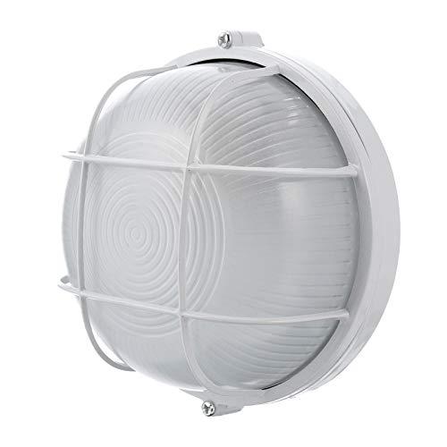 Cabilock Schottlicht Wasserdicht Explosionsgeschützt Licht Außenwandleuchte Geeignet Pools Whirlpools Liefert für Schlafzimmer Saunaraum Lagerhaus