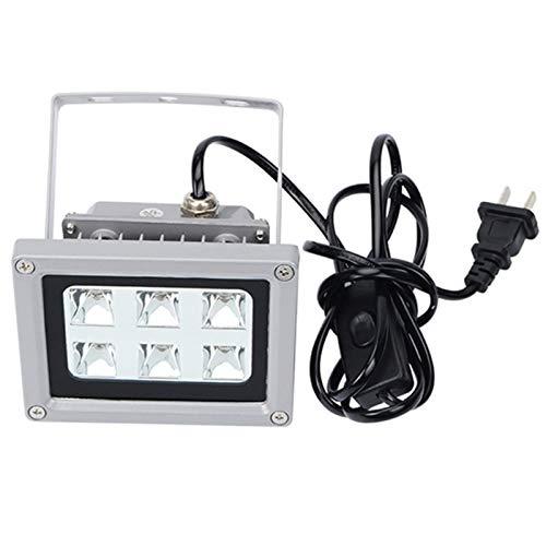 ZSHENG LED Resin Curing Light Lamp For SLA/DLP 3D Printer Solidify Photosensitive Resin 405nm 60W Output Affect