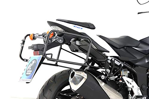 Hepco&Becker - Soporte Lateral De Maletas 'Lock It' Para Modelos Suzuki Gsr 750