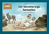 Kamishibai: Der barmherzige Samariter: 7 Bildkarten für das Erzähltheater