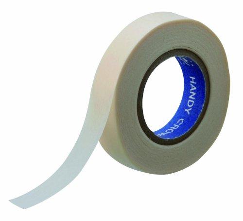 ハンディ・クラウン 塗装用マスキングテープ 白 幅12mm×長18m [養生テープ]