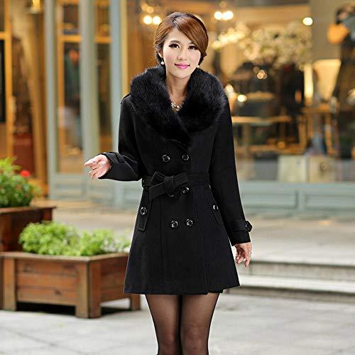 Challeng Veste Barbour Femme,Veste Rouge Femme,Manteau etam Femme,Pullover Shirt,Sweat-Shirt Sport,Noir