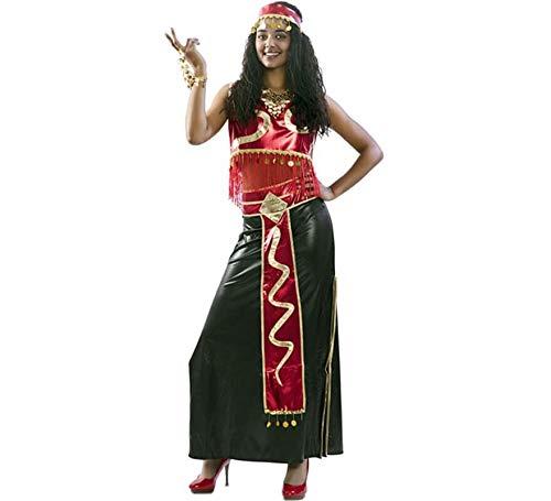 Disfraz de Encantadora de Serpientes para mujer