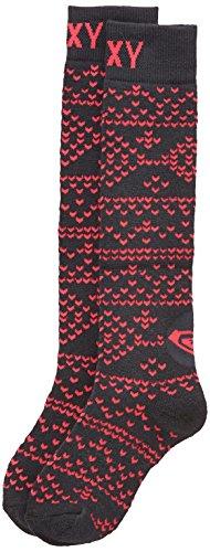 Roxy Socken Run It Back Socks - Calcetines para Mujer, Color Rosa, Talla S