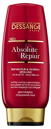 Dessange Haarpflege Absolute Reparatur und Aufbau Spülung, 200 ml
