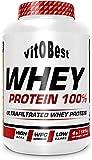 WHEY PROTEIN 100% 4 lb GALLETA - Suplementos Alimentación y Suplementos Deportivos - Vitobest