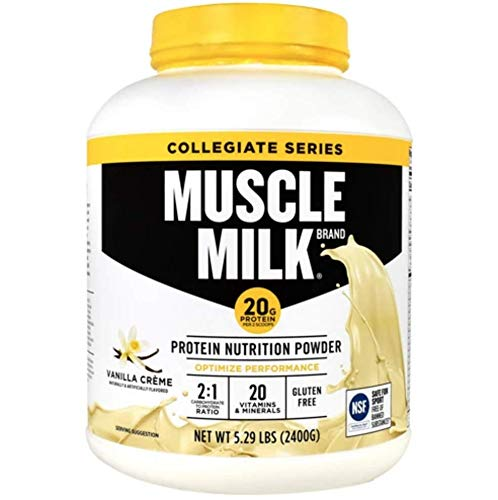 Cytosport Muscle Milk Collegiate Vanilla-5.29 Powder