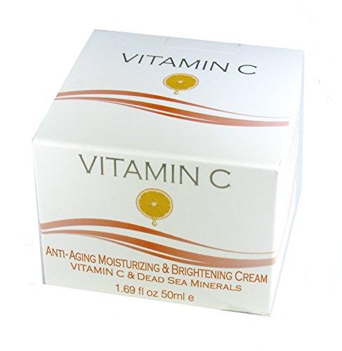 Vitamin C Anti-Aging Moisturizing & Brightening Cream