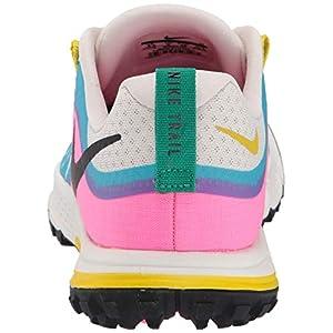 Nike Air Zoom Wildhorse 5 Women's Running Shoe LT Orewood BRN/Black-Blue Fury 8.5