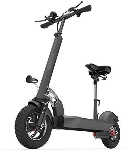 CHNG Scooters para Adultos Scooter eléctrico Scooters eléctricos Plegables Patinete de pie para Adultos Batería de Litio Plegable Patineta de Viaje