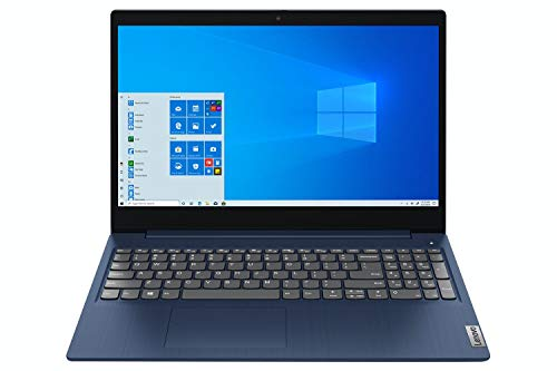 Lenovo IdeaPad 3 15ARE05 (81W40048UK) 15.6' Full HD Laptop (Abyss Blue) (AMD Ryzen 3 4300U, 4GB RAM, 128GB SSD, Windows 10 S)