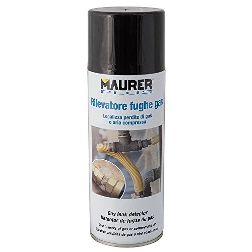MAURER 12060366 Spray Detector Fugas De Gas 300ml
