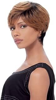 Sensationnel Pre-Bumped 100% Human Hair Wig - FEATHER CHARM (M34)