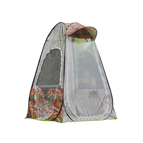 XUENUO Carpa Baño Camping, para La Ducha para Cambiar Pesca Vestuario Playa para Camping Senderismo