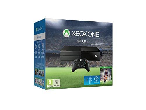 MICROSOFT CONSOLE XBOX ONE 500 GB + FIFA 16