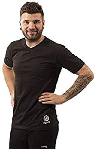 ROX T-Shirt pour Homme S Gris