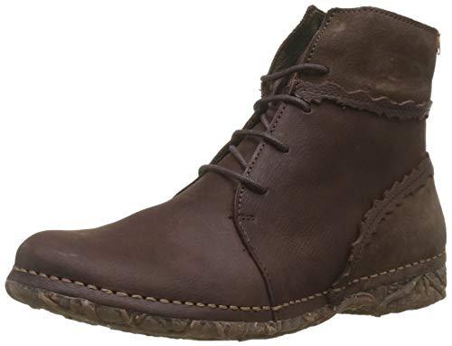 El Naturalista Damen N5463 Kurzschaft Stiefel, Braun (Brown Brown), 41 EU