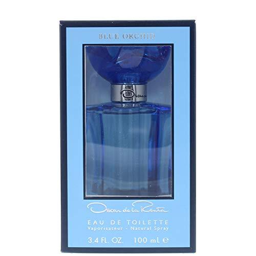 OSCAR DE LA RENTA 57367 Collection Oscar - Blue Orchid Eau de Toilette Vaporisateur 100 ml