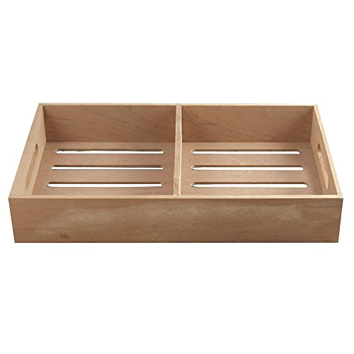 Spanish Cedar Cigar Tray by Spanish Cedar Tray