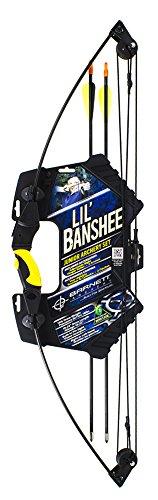 BARNETT Outdoors Junior Team Realtree Lil Banshee Compound Archery Set