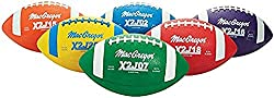Pack of 6 childrens footballs
