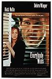 Everybody WINS - Nick NOLTE – Film Poster Plakat Drucken