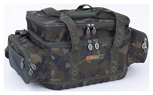 Fox Low Level Carryall - Camolite Angeltasche, Anglertasche, Karpfentasche, Tackletasche, Tasche für Angelzubehör