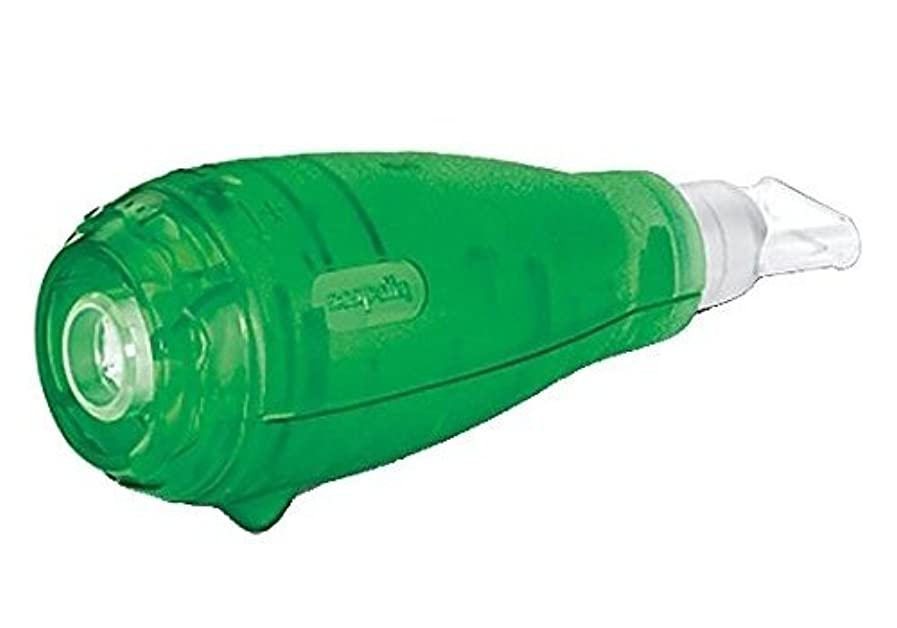 サージ皮肉退化するスミスメディカル 呼吸訓練器 アカペラ ハイフロー グリーン 0-6138-11