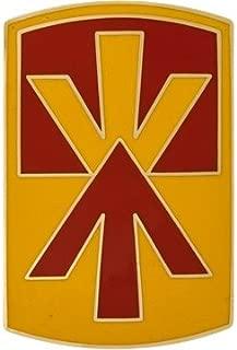 11th Air Defense Artillery Brigade Unit Identification Badge