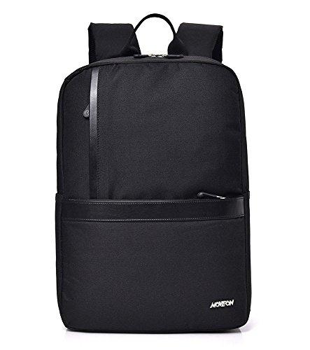 beibao shop Backpack Sacs à Dos pour Ordinateur Portable Commerce Casual 14 Pouces Épaules Square Extérieur Voyager Multi-Fonctionnel Sac à Dos d'ordinateur