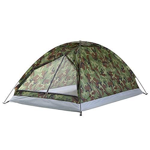 ZHJLOP tent outdoor 6 8 10 12 personen strand camping tent anti/proof/regen UV/waterdicht 1kamer 1hal te koop