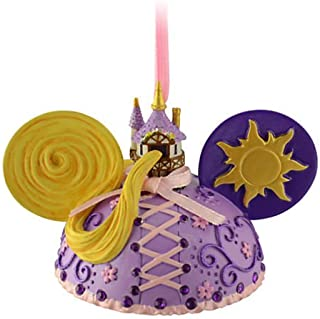 Disney Rapunzel Mickey Mouse Ears Hat Ornament