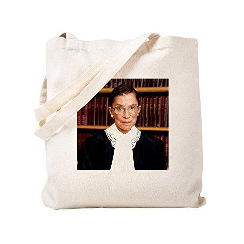 CafePress–Art Untersetzer Ruth Bader Ginsburg–Leinwand Natur Tasche, Reinigungstuch Einkaufstasche Tote S khaki