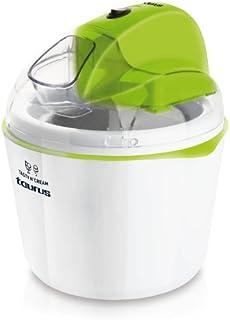 comprar comparacion Taurus Tasty Ncream Heladera, 12 W, 1.5 litros, Plástico, Verde, Blanco