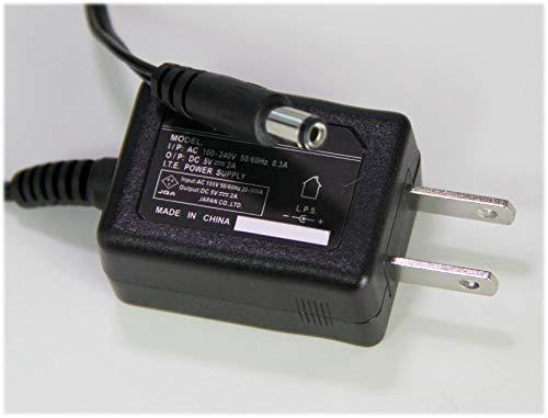 ACアダプタ 小型高信頼性5V2A【5V2A-APS】