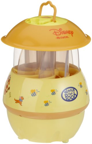 Ariete 2856 Winnie The Pooh muggenvanger met nachtlampje