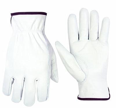 CLC Custom Leathercraft Top Grain Cowhide Driver Gloves
