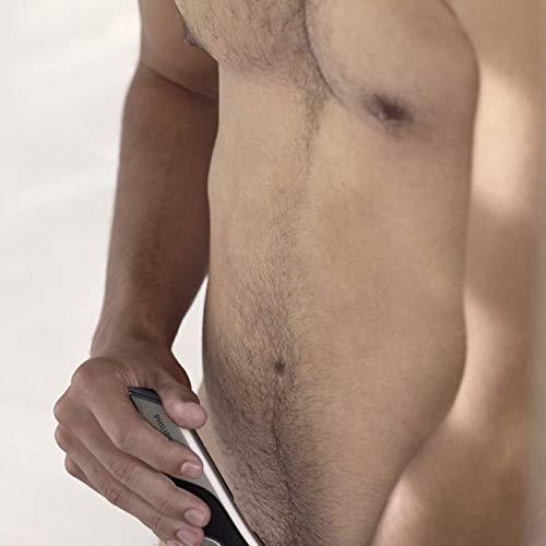 Philips Norelco Bodygroomer BG7030/49 - skin friendly showerproof body trimmer and shaver