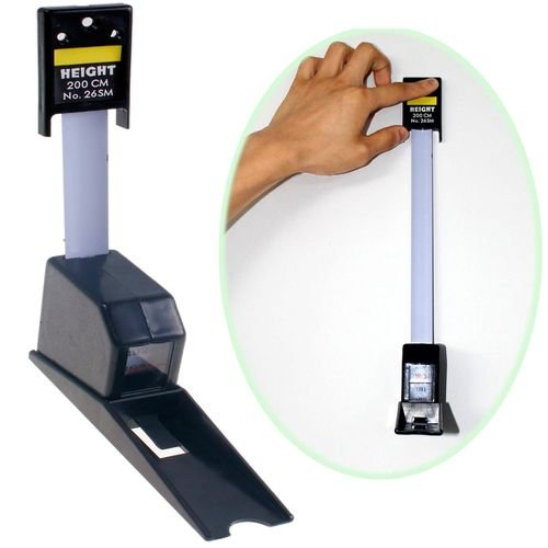 Amazon com: Stadiometer: Wall Mounted Height Meter Growth