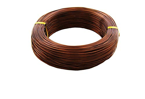 U-nitt Bonsai Tree Training Wires: 250-gram Roll: 1.0mm/387ft
