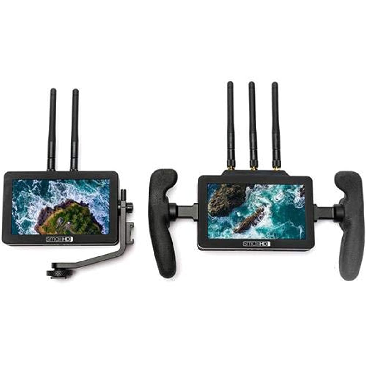 SmallHD Focus Bolt 500 TX-RX Kit 5-Inch Daylight Viewable Touchscreens with a Built-in Teradek Transmitter/Receiver