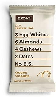 RXBAR Whole Food Protein Bar, Coconut Chocolate, 1.83oz